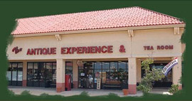 Antique Experience Denton