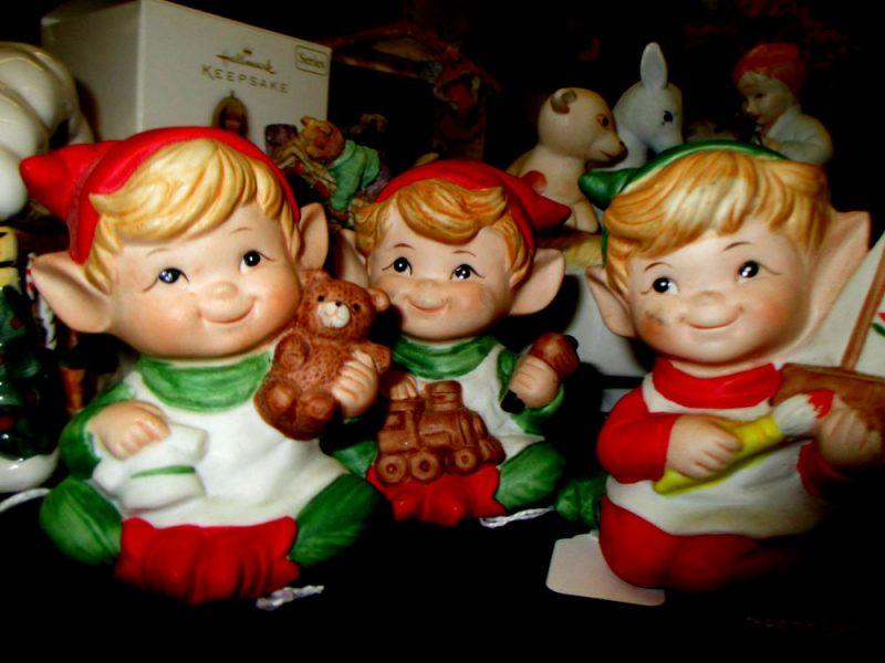 Elves for Christmas
